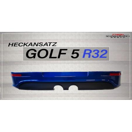 GOLF 5 R32 Heckansatz - In Wagenfarbe