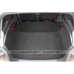 Rear seat delete carpet for...