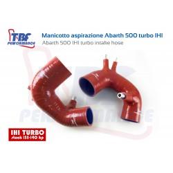 Abarth 500 IHI turbo intake...