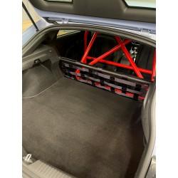 Rear seat delete carpet for...