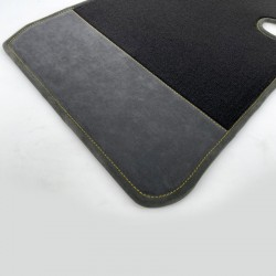 Alcantara floor mats (Enter...
